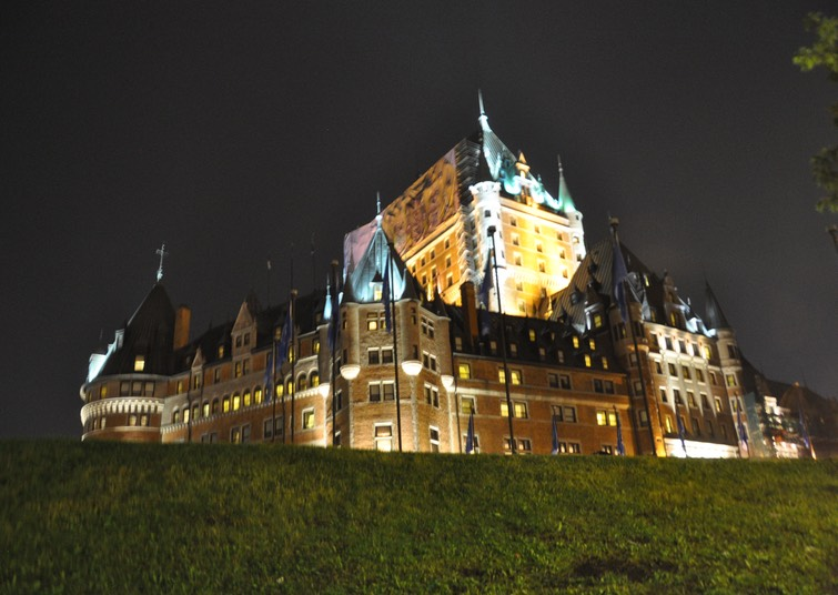 12-Chateau Frontenac, Quebec City