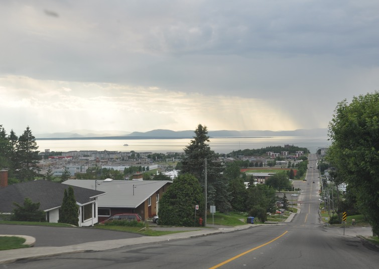 13-Rivière-du-Loup, south shore of the St. Lawrence River