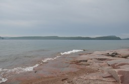 7-East shore of Lake Superior